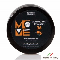 MOVE ME 36 SHAPING MATT POMADE - matt paszta